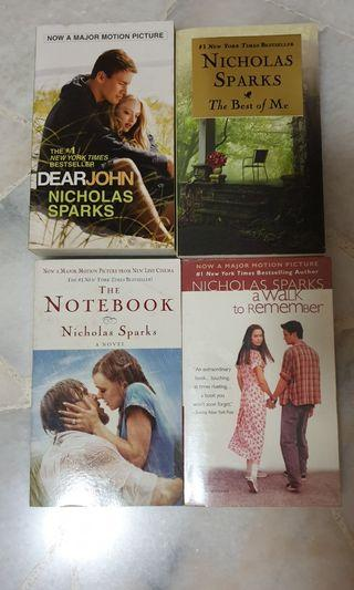 Nicholas Sparks Collection