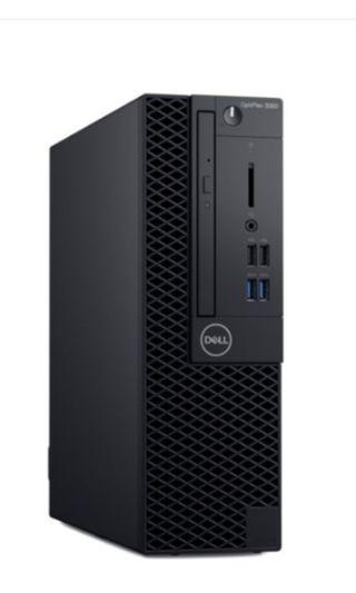 🚚 Dell Optiplex 3060 SFF Intel i7-8700 (Gen8) 6 Cores/12MB (few months) Under Warranty, Pro Support 2021, Flagship