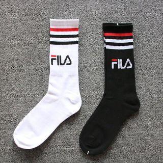 Fila high socks