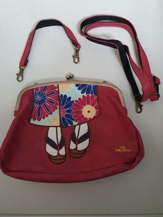 🚚 Mis Zapatos Kimono Bag