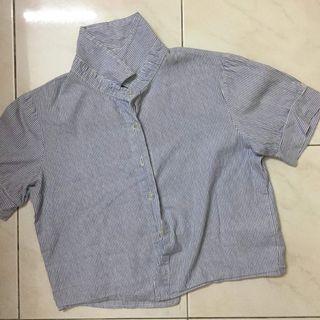 Light blue shirt