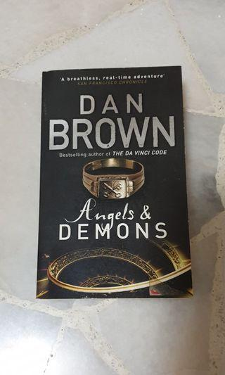 Dan Brown Angels and Demons