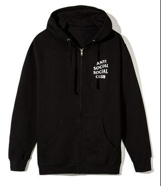 ASSC Mind Games Zip-Up Hoodie