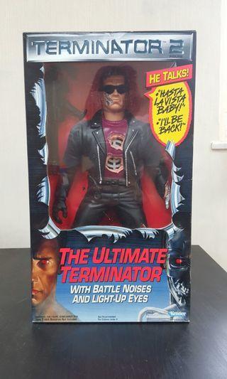 Vintage Kenner Terminator 2 未來戰士 Ultimate Terminator figure 留意內文