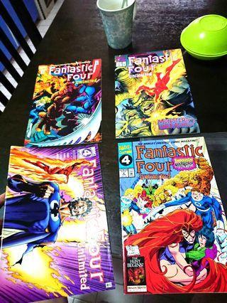 Fantastic Four Unlimited Bundle