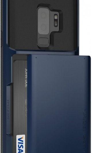 VRS Design Damda Glide Wallet Card Holder Case for Samsung Galaxy S9