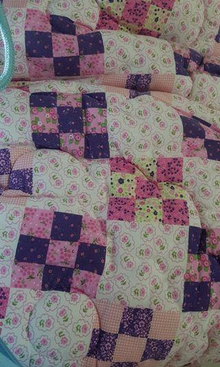 Queen size quilt korea