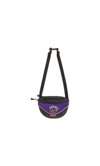 🚚 Nike Supreme shoulder bag purple