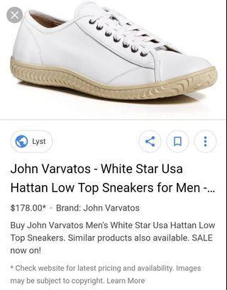 Sepatu Jhon varvatos original