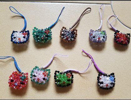 🚚 Hello Kitty handphone stripe
