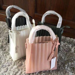 Charles Keith Jelly Translucent