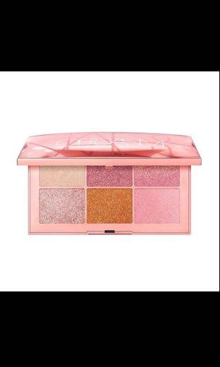 BNIB NARS Orgasm eyeshadow palette Limited Edition