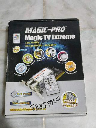 Magic TV extreme(for Window XP)