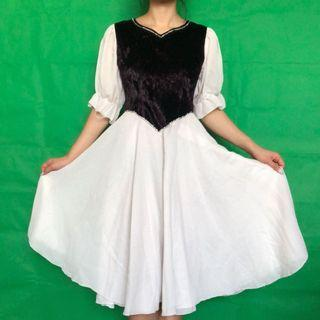 Dearly Departed Vintage Dress