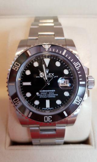 🚚 rolex submariner 116610ln