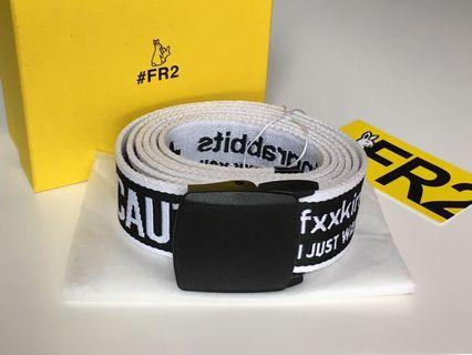 FR2 Fxxking Rabbits belt