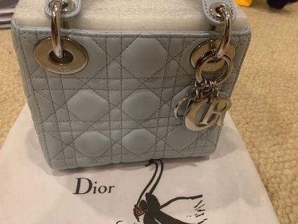 Dior baby blue