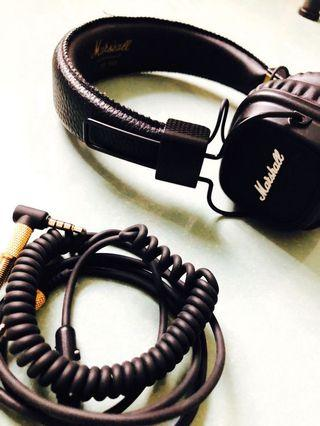 Marshell Headphone Major 1