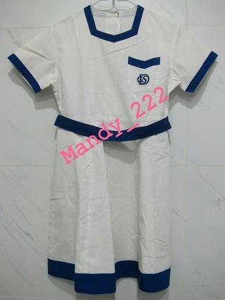 DGS 拔萃女書院 女拔 夏季 校服 校裙 Diocesan Girl School Summer Uniform mandy_222 (SU027)