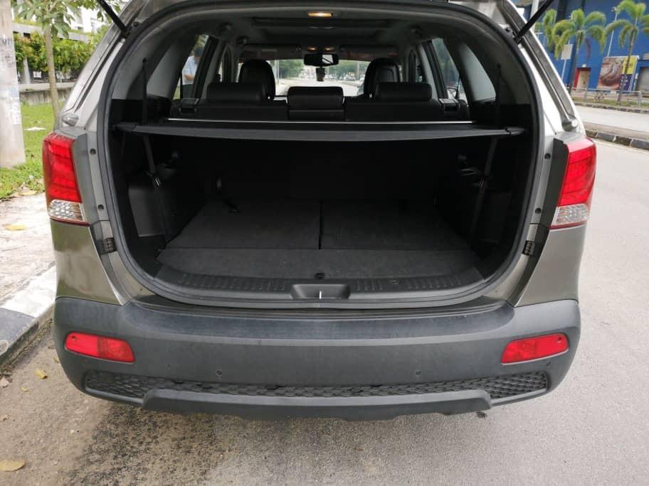 🚘2011TH Kia SORENTO 2.4 (CBU) (A)7 SEAT SUV CarKING💰Cash OfferPrice🎉RM40,888 Only!! 🎉