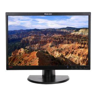 "🚚 (Certified Refurbished) Lenovo ThinkVision LT2252p 22"" (Black) Widescreen LED Backlight, LCD Monitor"