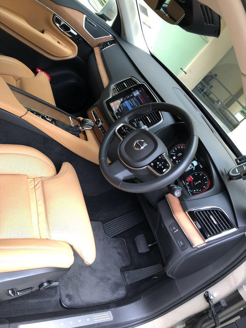 2015 VOLVO XC90 T6
