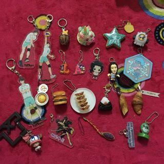Random Assorted Keychain