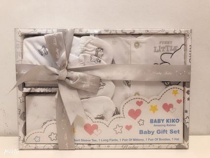 BABY KIKO New Born Gift Set