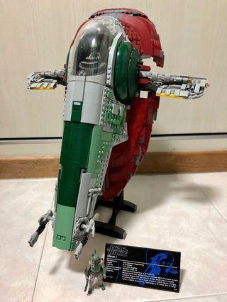🚚 Star Wars LEGO Slave 1