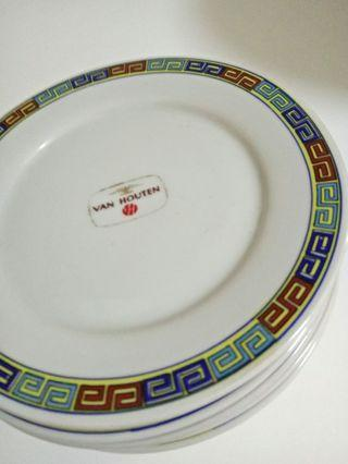 🚚 6 Pcs Of Serving Plate / Side Plates