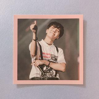 [WTS] BTS HYYH Live On Stage Hoseok photocard