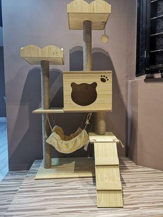 🚚 Cat Condo