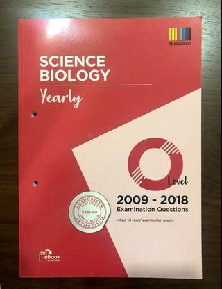 science biology yearly tys
