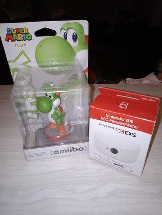 Amiibo with reader set