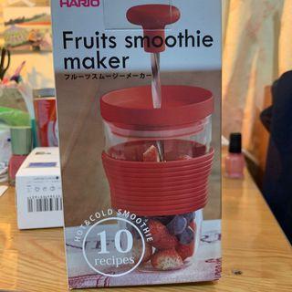 🚚 小型手動果汁maker