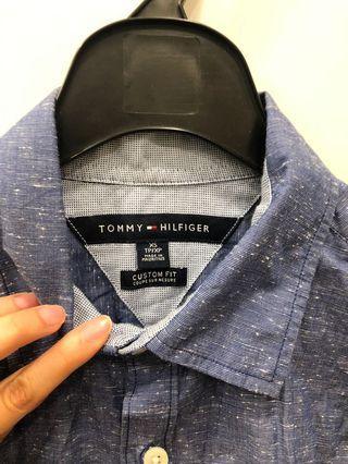 Tommy Hilfiger shirt Men's 男裝恤衫