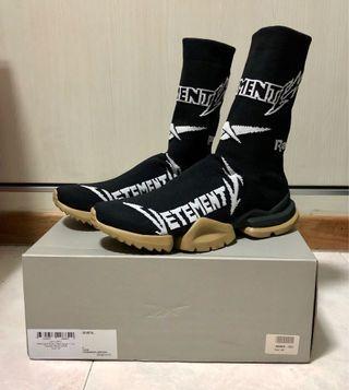 🚚 Reebok Vetements Sock Runner