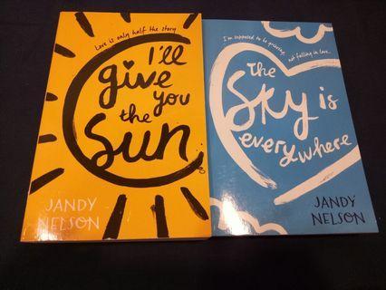 Jandy Nelson Books
