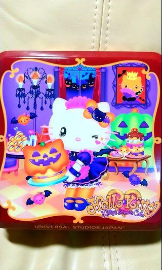 Hello Kitty Halloween look can
