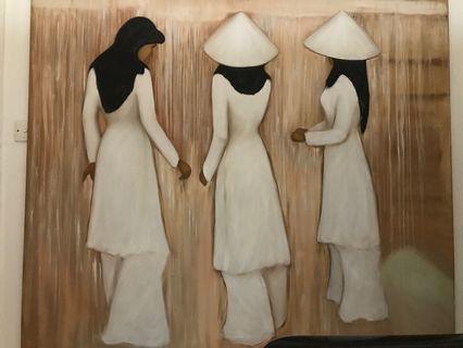 Vietnamese ladies