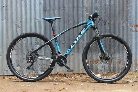 Cole Brontes XC 29er bike SLX set-up