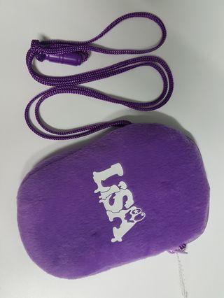 LISA small sling purse