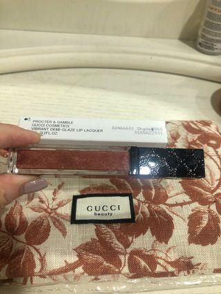 Gucci lipgloss
