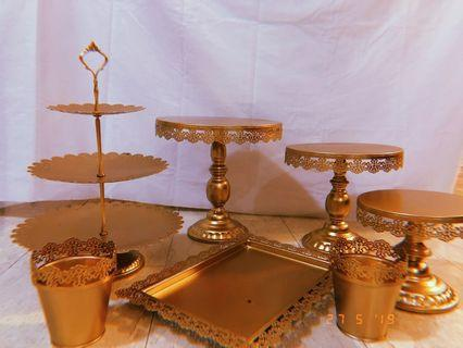 Cake Stand Rentals for Dessert table