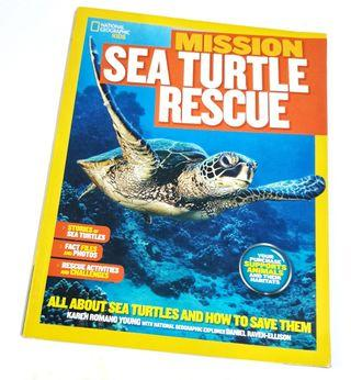 National Geographic Kids: Bhs Inggris: Sea Turtle Rescue
