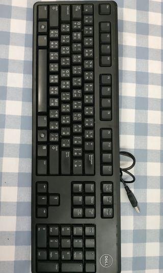 Dell 原廠keyboard