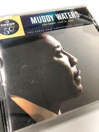 Muddy Waters 泥水佬 collection CD