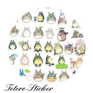 🚚 1 Pack Totoro Sticker