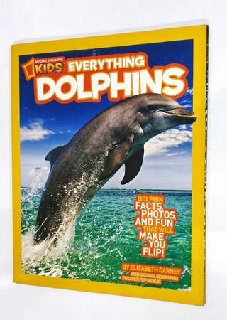 Bhs Inggris National Geographic Kids: Everything Dolphins