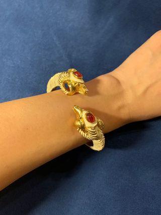 🚚 美國Kenneth Lane動物造型手環